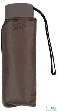 'Woman's Manual Umbrella  M&P 2706 taupe