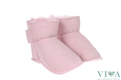 Baby boots 386 pink