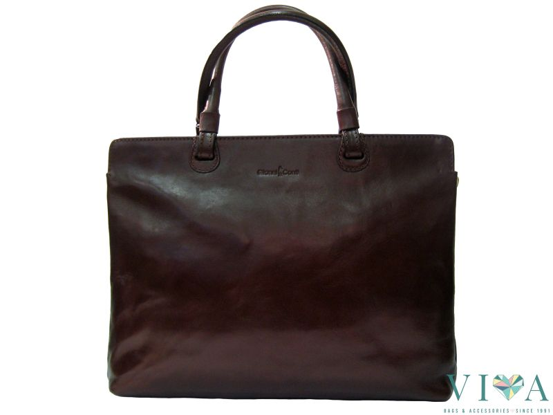81f3f012a5e ... body Source · Vivabags Gianni Conti Bag 903662 dark brown Promotions  Promotions