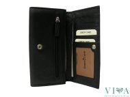 Women's Leather Wallet Gianni Conti 587003 black