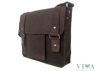 Man's  Bag  Alex&Co. 1144917 dark brown