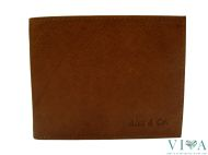 Men's Leather Wallet Alex&Co.  287111 tan