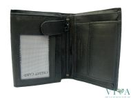 Men's Leather Wallet Alex&Co.  287126  black