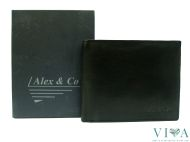 Men's Leather Wallet Alex&Co.  287057  black