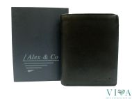 Men's Leather Wallet Alex&Co.  288037  black