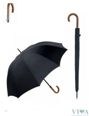 Man's Automatic Umbrella M&P 2800 black