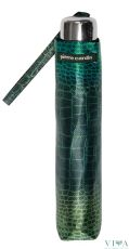 Woman's Manual  Umbrella Pierre Cardin 75147 green