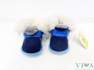 Baby boots 222 blue
