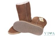 Women Boots model 500 brown
