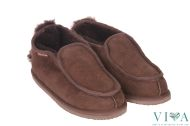 Mens Slippers 475 Beige