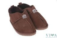 Mens Slippers 655  Light Brown