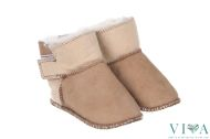 Baby boots 386 brown