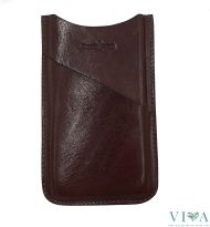 Women's Leather Wallet Gianni Conti  708161 dark brown