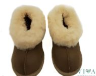 Women Slippers 652 brown