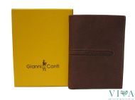 Men's Leather Wallet Gianni Conti 587479  brown