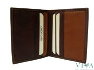 Men's Wallet 587477  lbrown