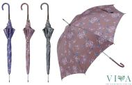 Women's umbrella Pertegas 8423 grey