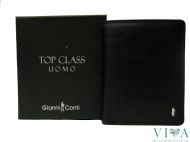 Men's Leather Wallet Gianni Conti Top Class 507117 black