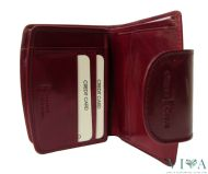 Unisex Gianni Conti Wallet 908035 red