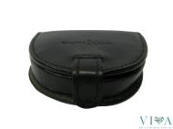 Leather Wallet for Coins Gianni Conti 907086 black